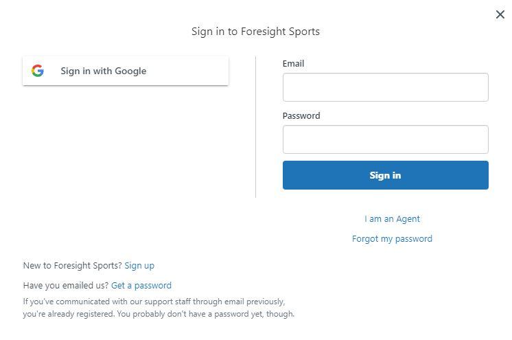help Sign In Forgot Password