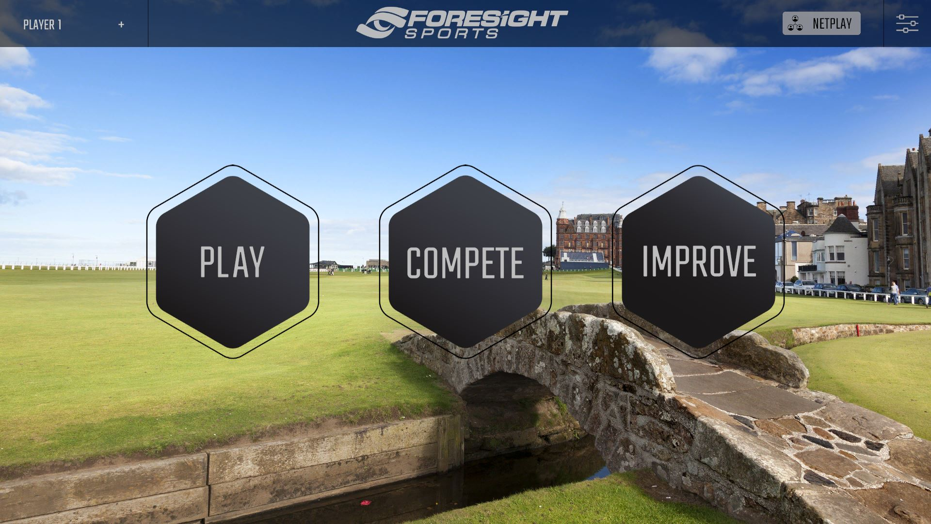 Foresight Sports Golf