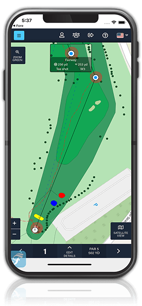 Fore on Mobile