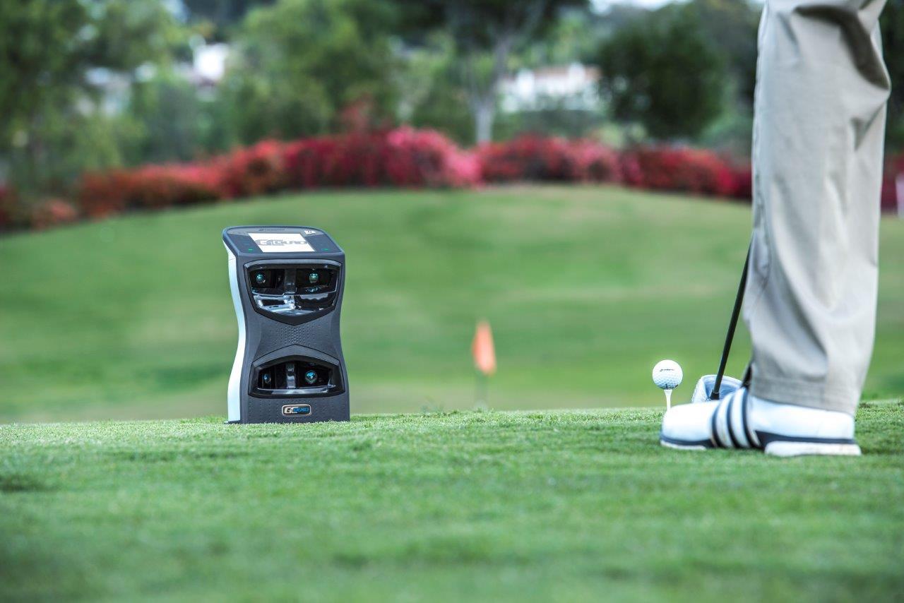 Gcquad Quadrascopic Launch Monitor Foresight Sports