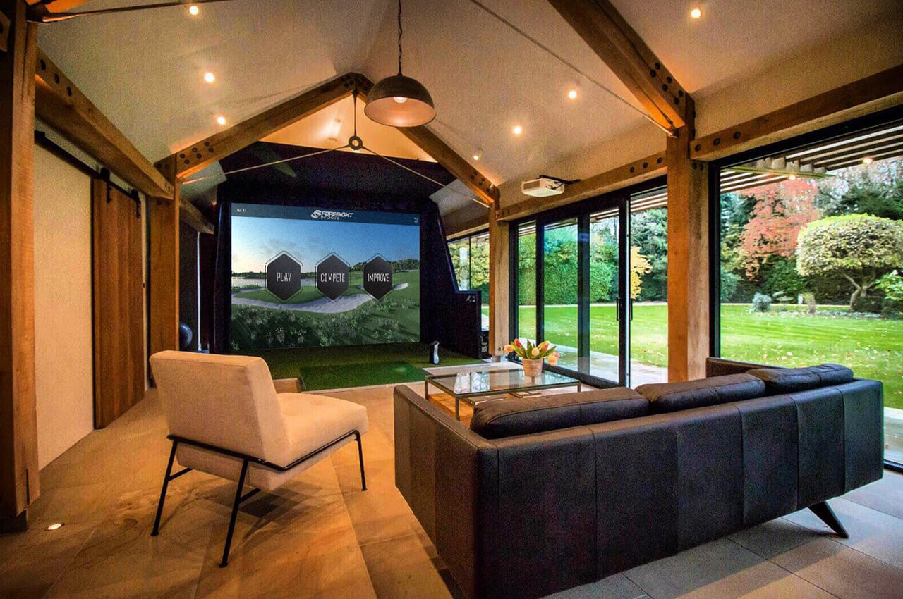 The Perks Of Virtual Golfing With A Golf Simulator Foresight Sports