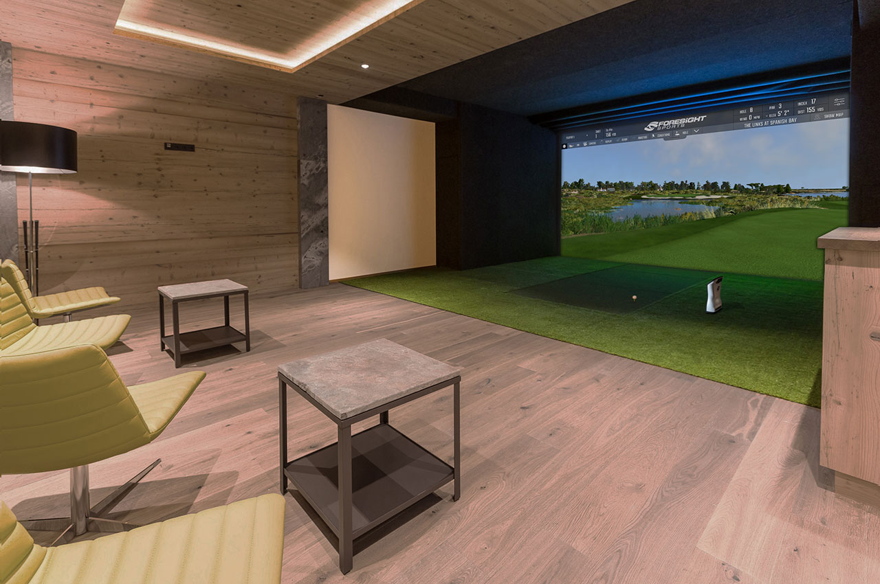 Golf Simulators Residential Foresight Sports