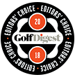 Golf Digest Editor's Choice 2017