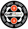 Golf Digest Editor's Choice 2018