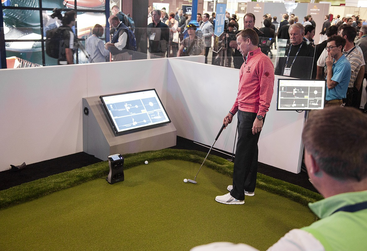 Michael Breed Showcasing GCQuad's newest feature