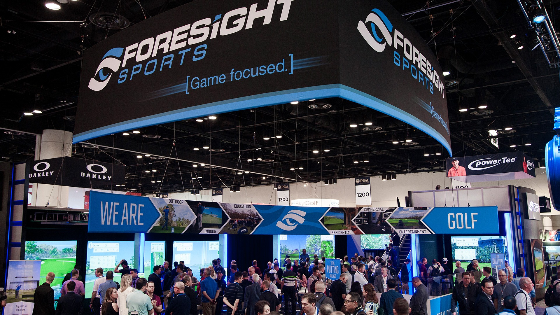 Did you catch Foresight at the PGA Show?