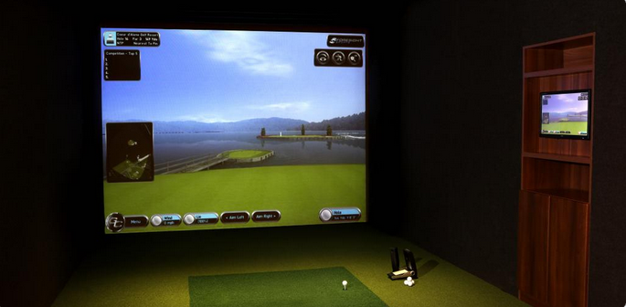 Customer Service Chat >> Featured Simulators | Foresight Sports