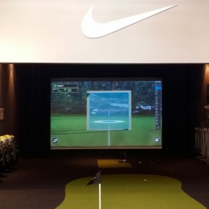 Nike Fitting Bay, Roger Dunn - Santa Ana, CA