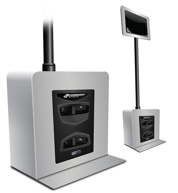 Smart Range Console (SRC) with integrated GCQuad™ technology